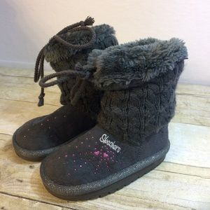 Girls Toddler Twinkle Toes Boots